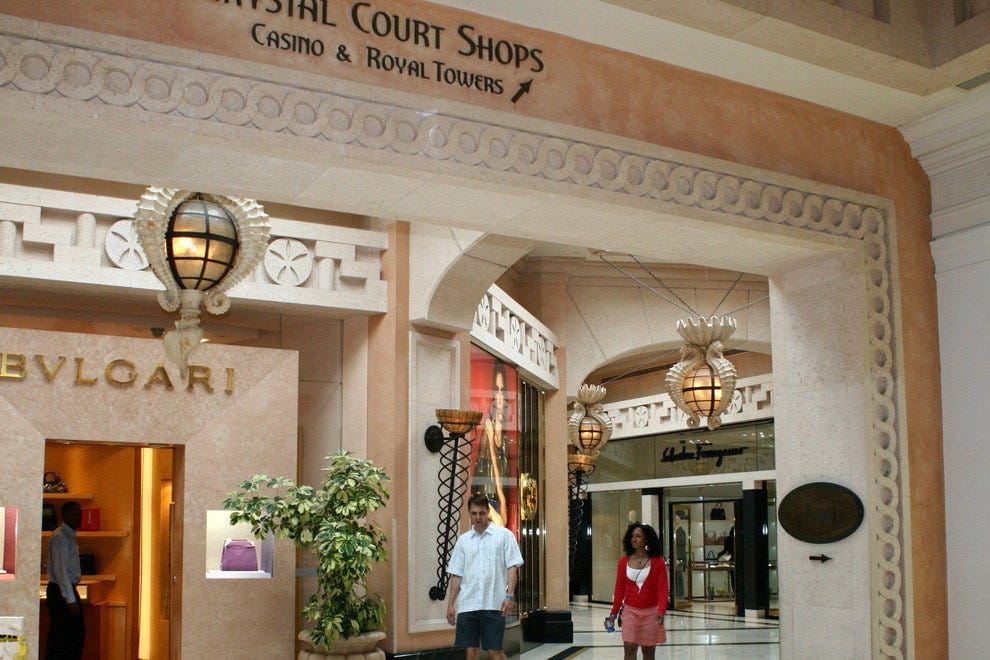Crystal Court Shops: Nassau Shopping Review - 10Best Experts