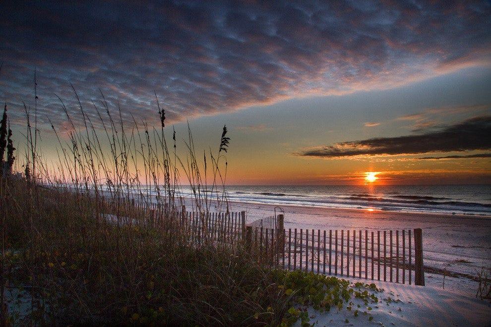 10best Beaches Of The Carolinas Trip Planning Photo