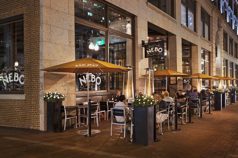 Best Cafe Downtown Boston