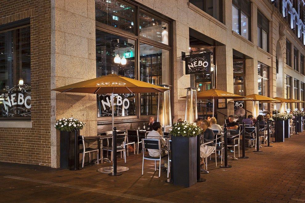 Top Ten Italian Restaurants In Boston
