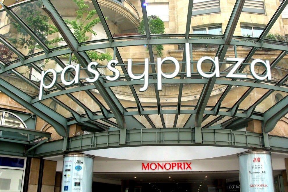 Paris malls and shopping centers 10best mall reviews - Monoprix rue de passy ...