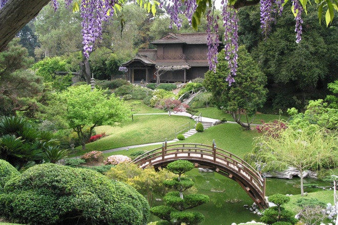 The Huntington Library Art Collections And Botanical Gardens Los