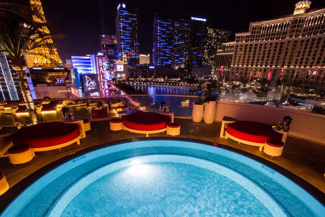 Drai S Beach Club Middot Nightclub