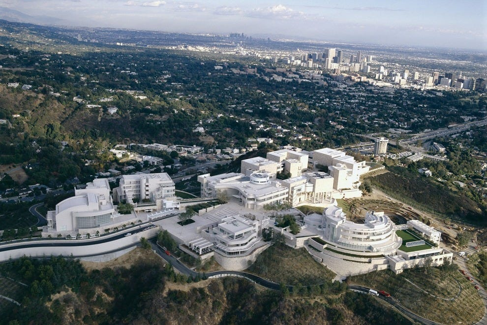 Getty Center Los Angeles Attractions Review 10best