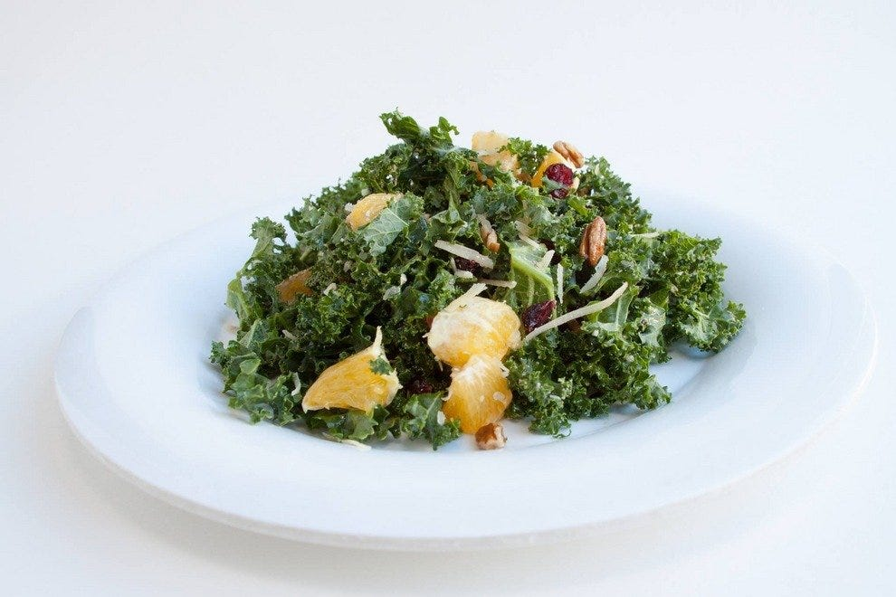 Greenz Salads for Z'Adventurous