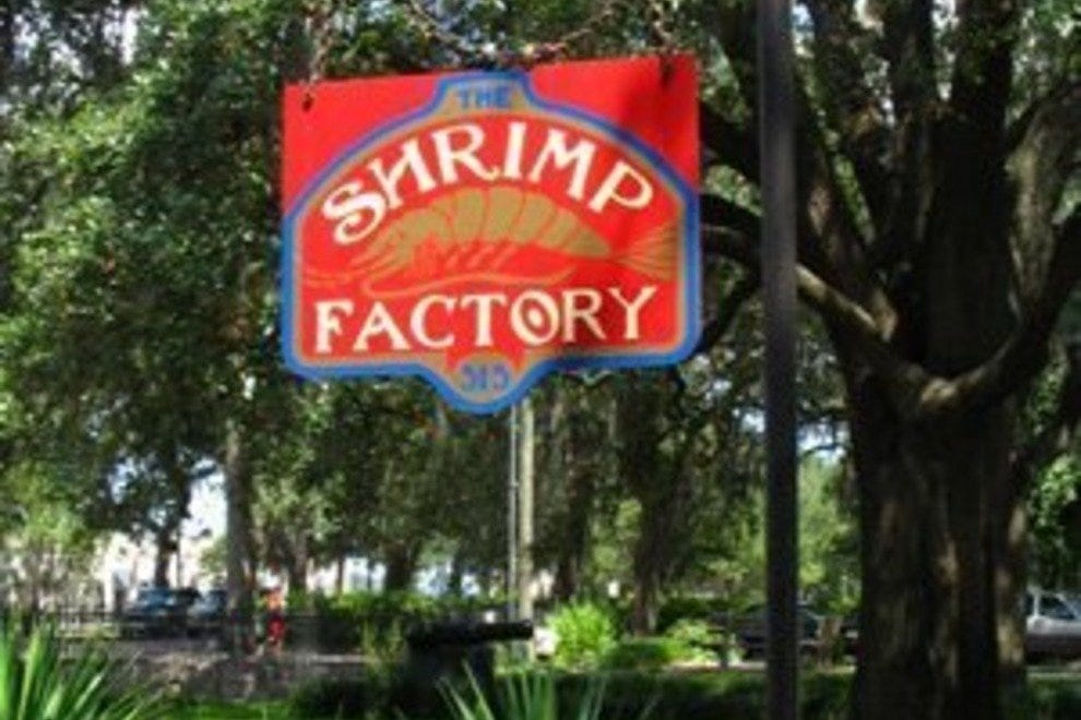 Shrimp Factory