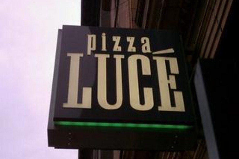 Pizza Lucé