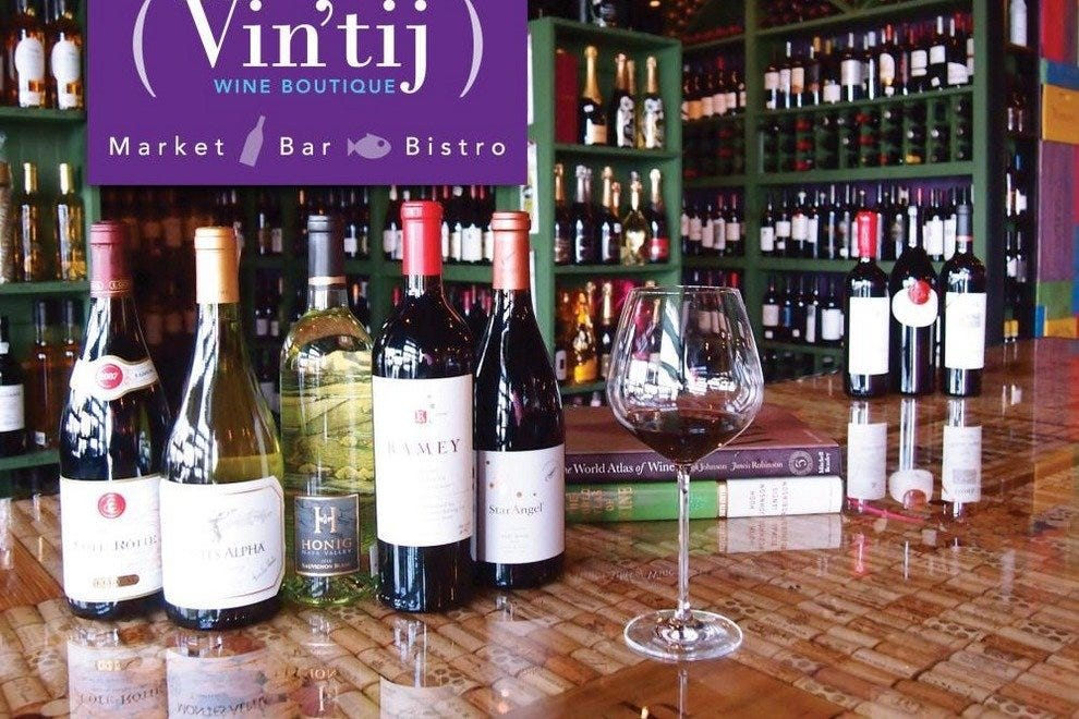 Vin'tij Wine Boutique and Bistro