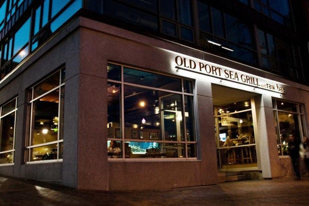 Old Port Sea Grill and Raw Bar