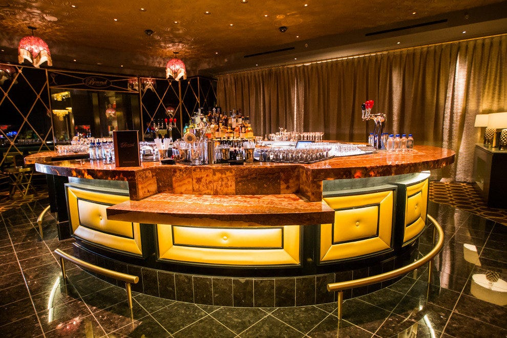 Bound by Salvatore, The Cromwell's lobby bar