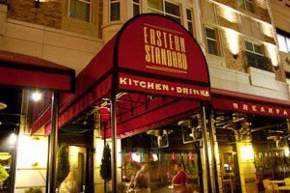 eastern standard kitchen and drinks: boston restaurants review