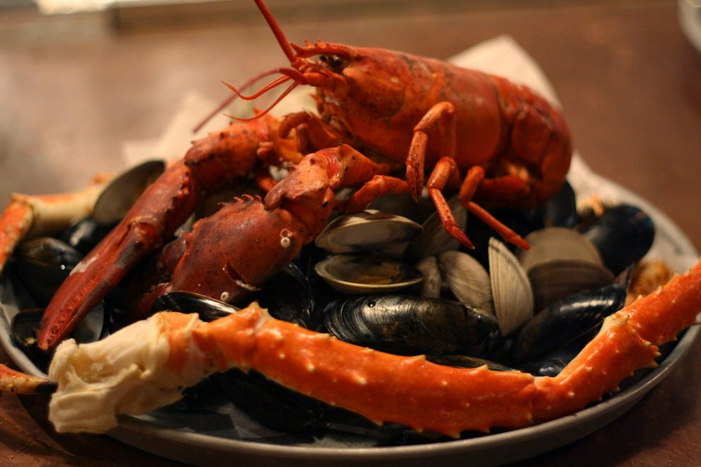The Lobster Trap: Asheville Restaurants Review - 10Best Experts and Tourist Reviews