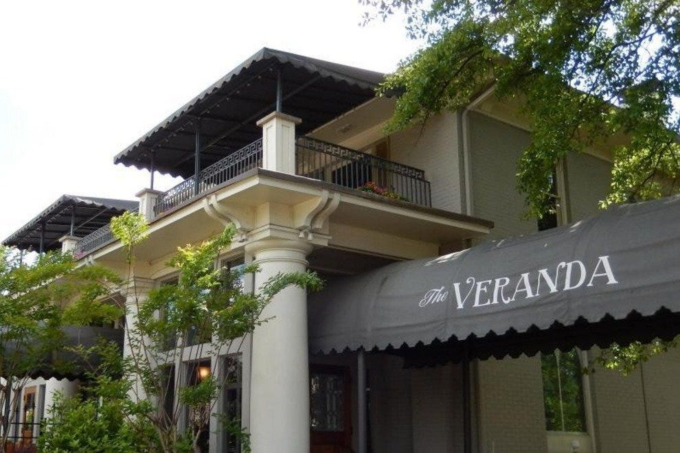 Veranda on Highland