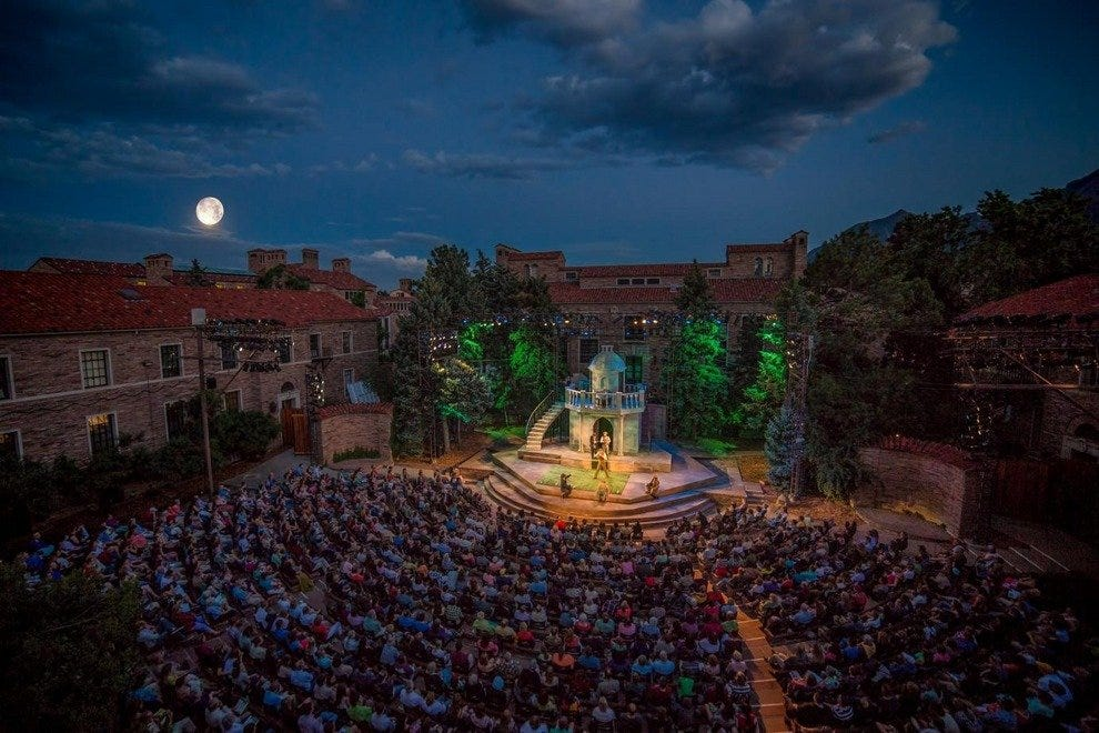 The Colorado Shakespeare Festival captivates theater-lovers every summer