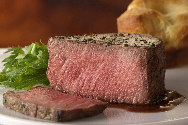 Benny's Chop House: Chicago Restaurants Review - 10Best