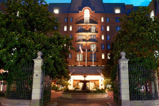 Rooms: 10 Best Hotels In Charleston, SC