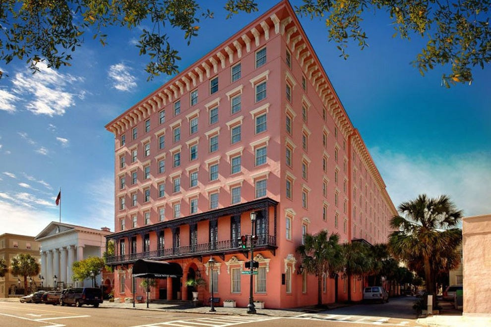 historic hotels hotels in charleston
