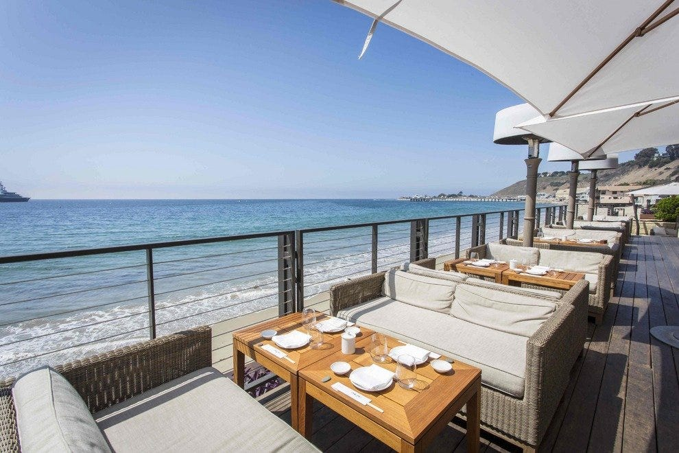 Best Breakfast Restaurant In Malibu Ca
