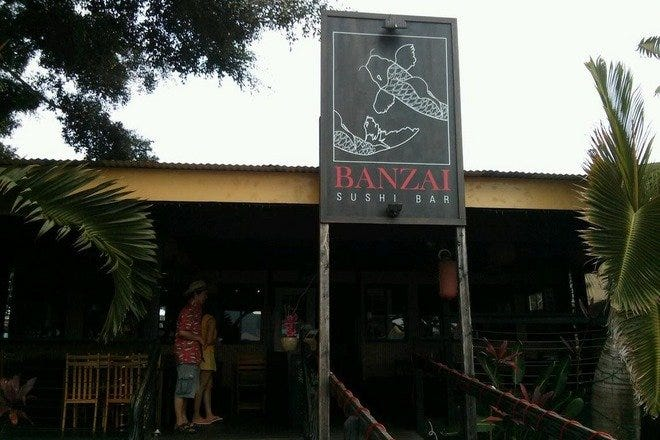 Banzai Sushi Bar Best Restaurants In Honolulu