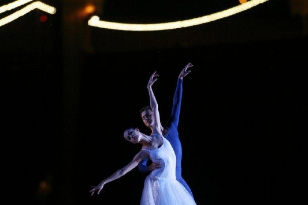 Ballet Arizona will be offering free outdoor performances throughout the Phoenix area as part of its Ballet Under the Stars event