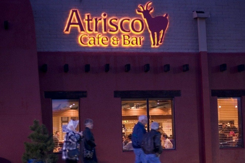 Atrisco Cafe and Bar