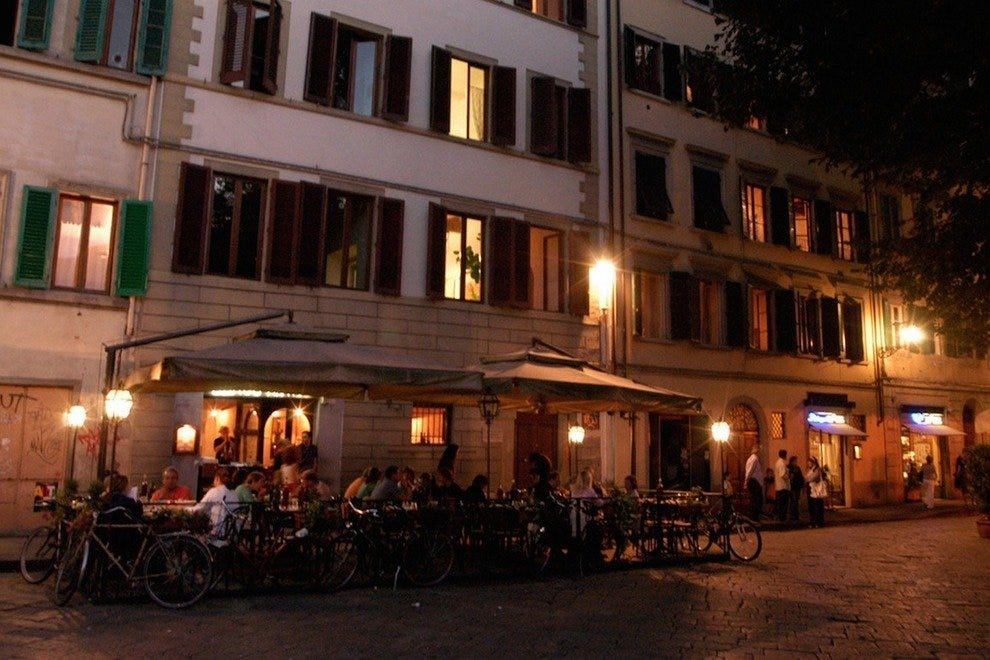 Florence Outdoor Dining Restaurants 10best Restaurant Reviews