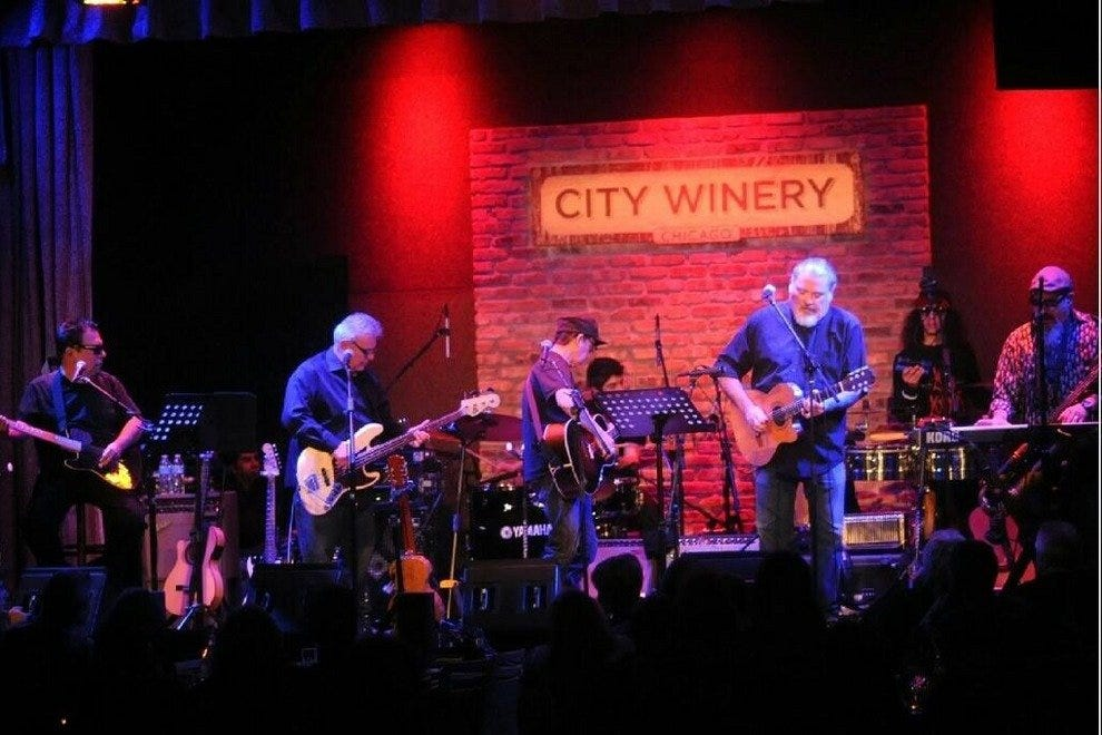 City Winery hosts live concerts and events almost every night