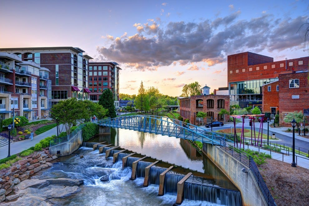 Things to do in greenville sc south carolina city guide for Greenville house