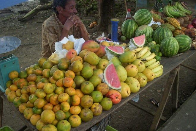 Farm to Table in Costa Rica