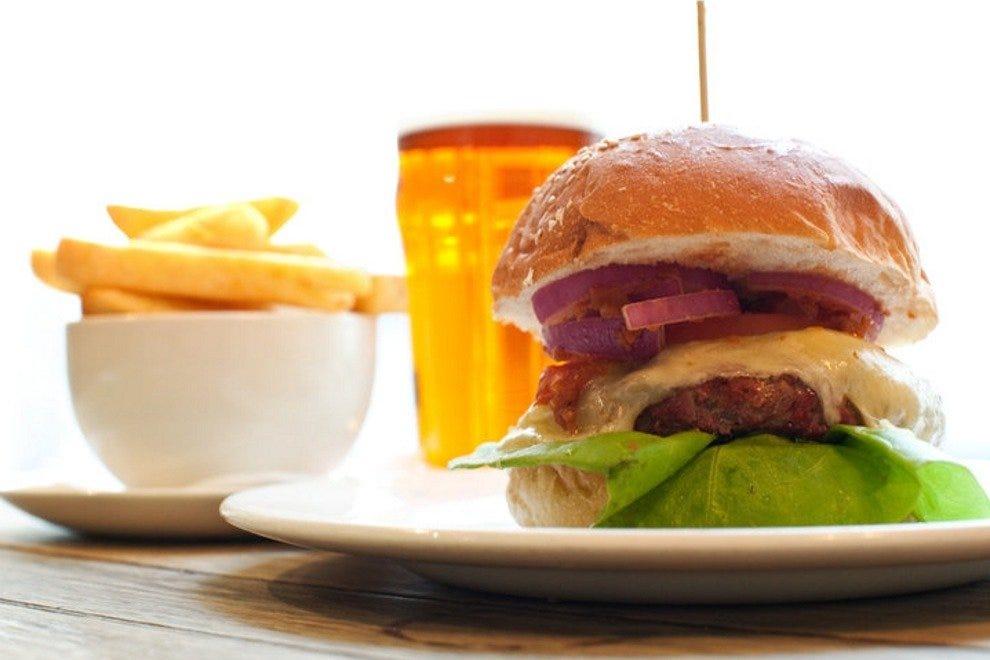 The Cambridge Bar: Edinburgh Restaurants Review - 10Best ...