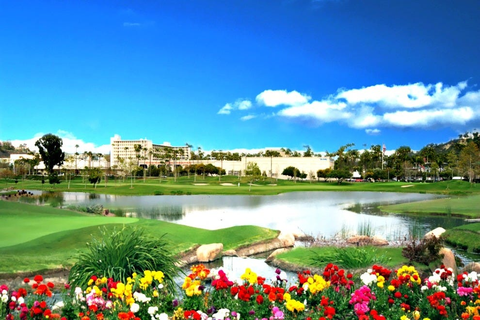 Town and Country Resort Hotel