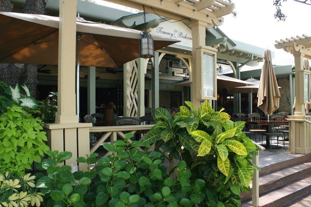 汤米巴哈马热带咖啡馆