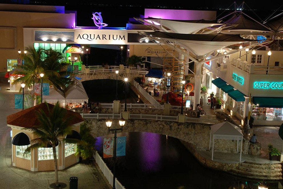 Cancun's La Isla Shopping Village: Shop, Eat and Have Fun