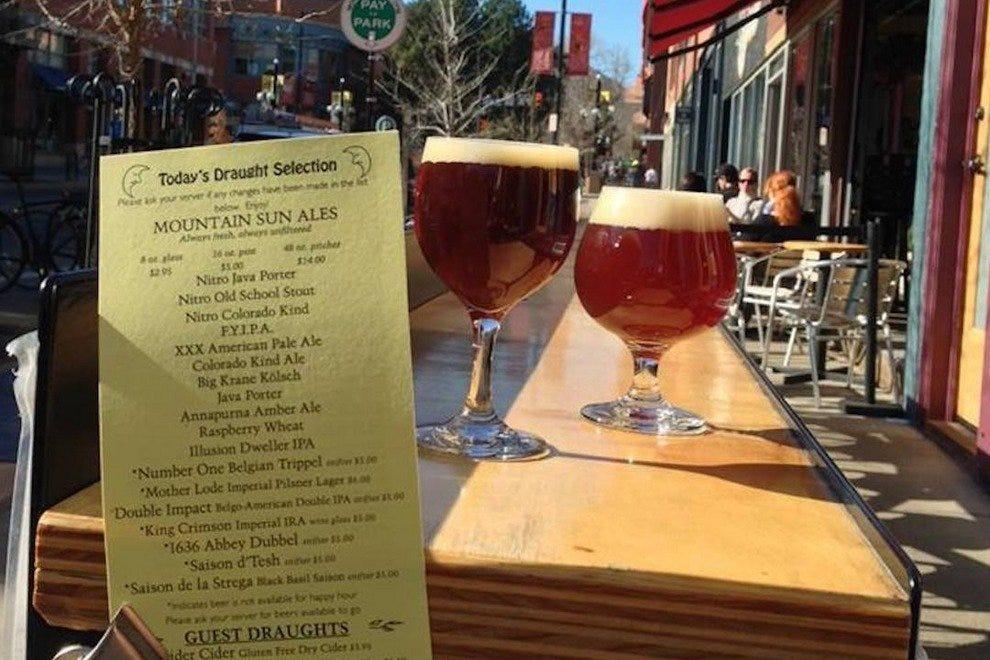 山太阳酒吧和啤酒厂