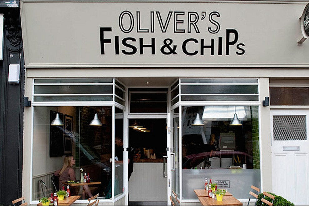 Oliver's Fish and Chips