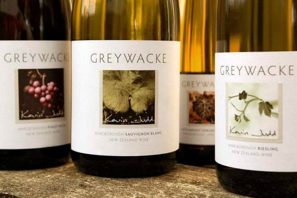 Former Cloudy Bay winemaker Kevin Judd is now producing excellent Sauvignon Blancs under his Greywacke label.