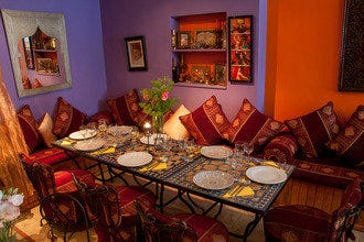 Flor da Laranja: An Authentic Moroccan Restaurant in Lisbon