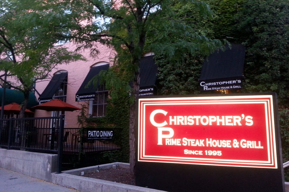 Christopher's Prime Steak House & Grill