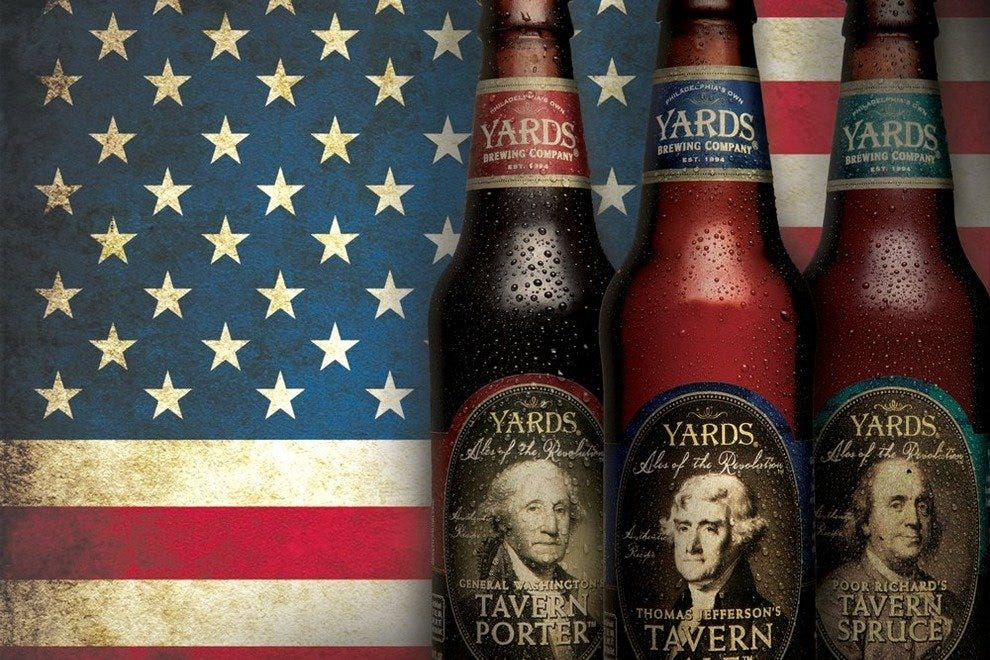 Tour Yards Brewing Company