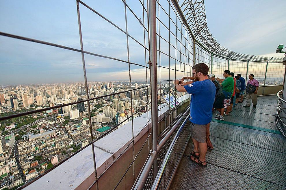 Baiyoke Sky Hotel Bangkok Hotels Review 10best Experts