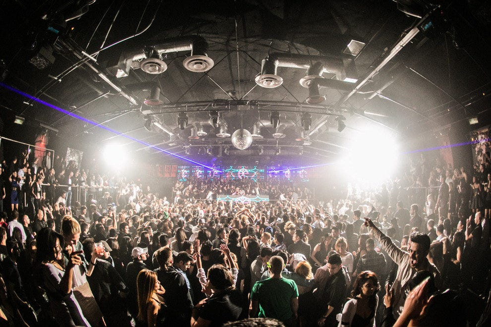 Dance Clubs in Los Angeles