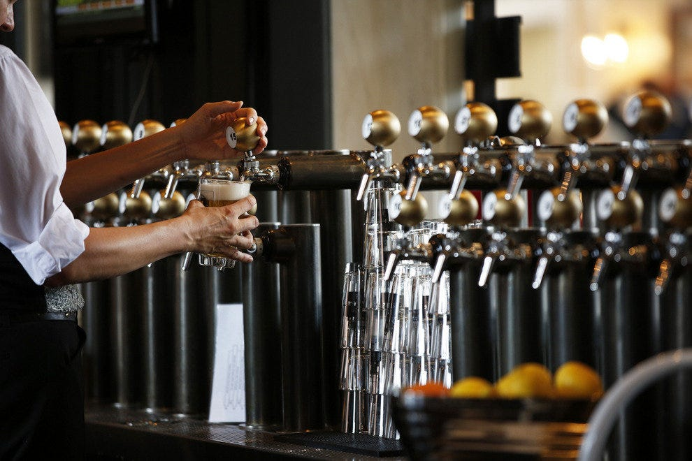 At any given time, there are dozens of Colorado craft brews on tap