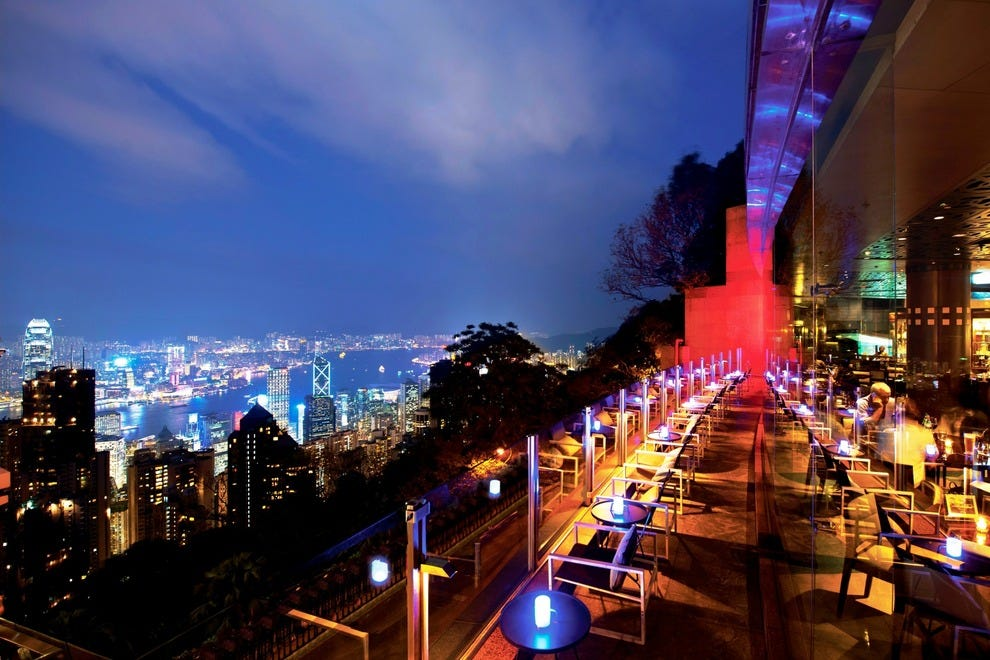 Hong Kong Romantic Dining Restaurants 10best Restaurant