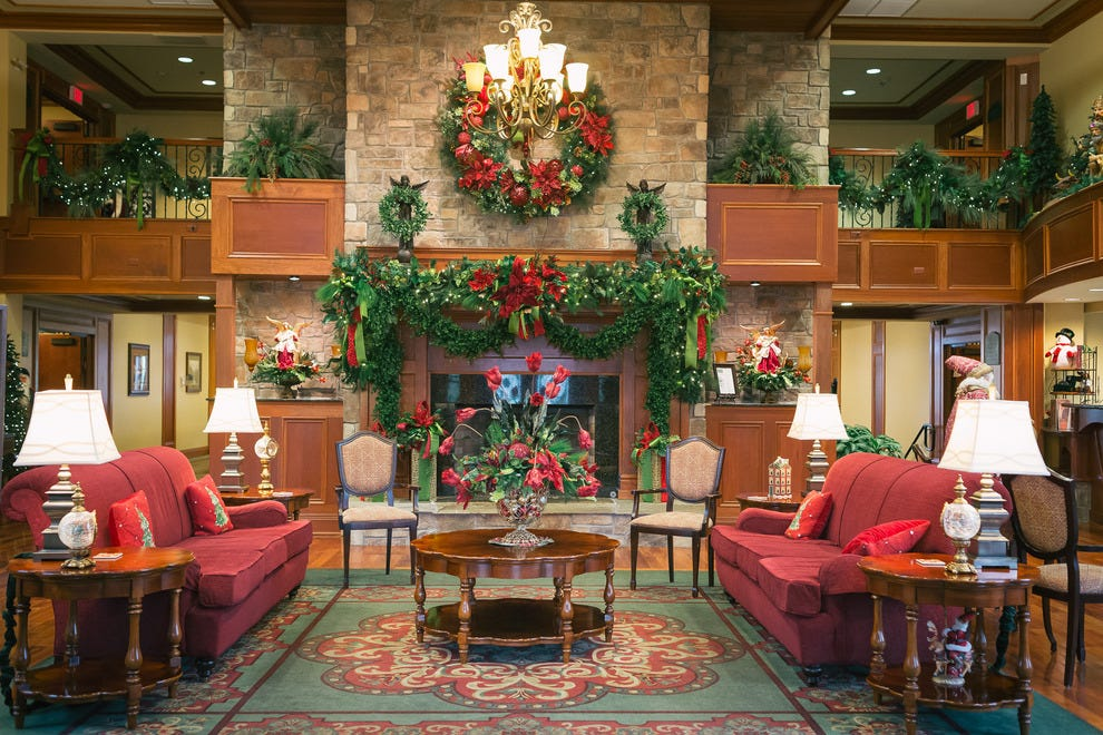 The Inn At Christmas Place.The Inn At Christmas Place Knoxville Hotels Review 10best