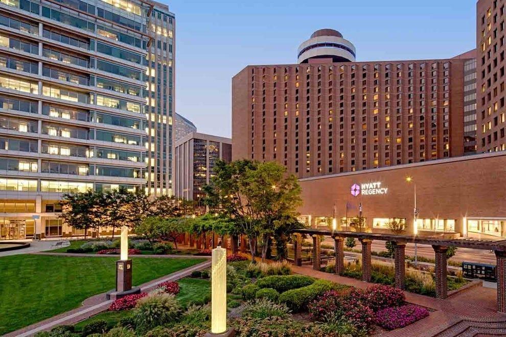 凯悦酒店印第安纳波利斯