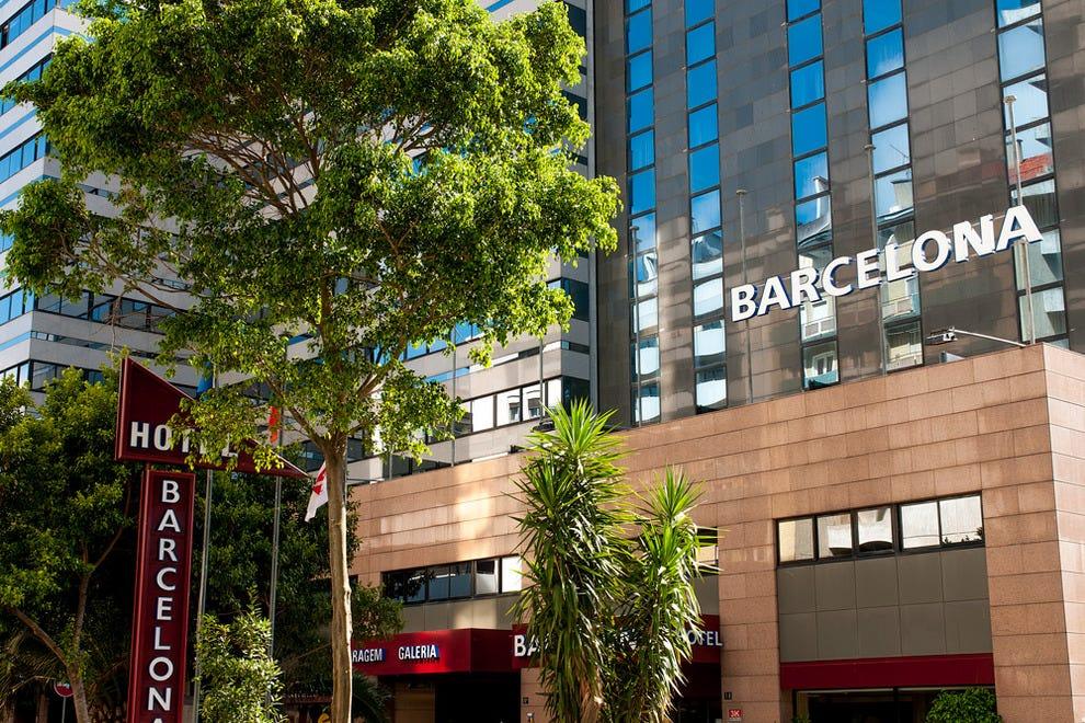 巴塞罗那3K酒店
