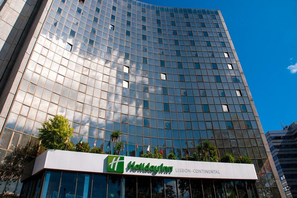 Holiday Inn Lisbon Continental Lisbon Hotels Review