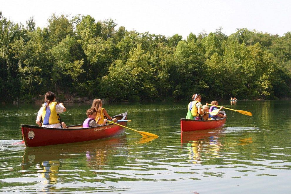 Image result for paddling ijams