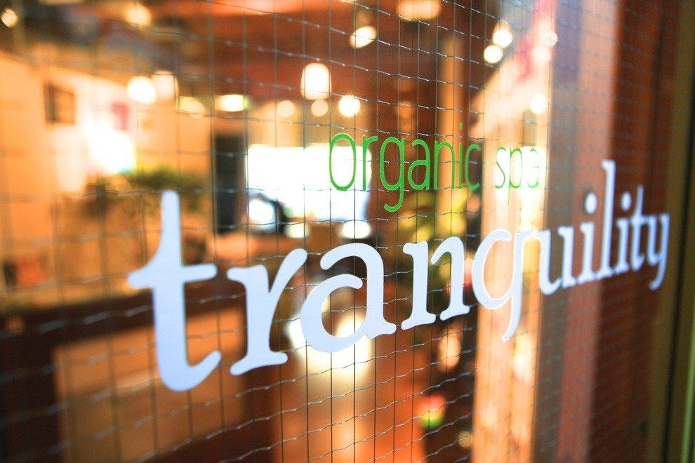 Tranquility Organic Spa