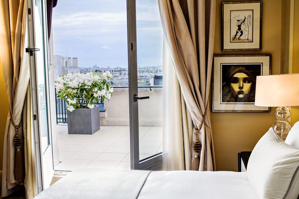 Hotels near Parc des Princes: Hotels in Paris